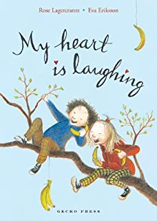 Book Cover: My Heart Is Laughing