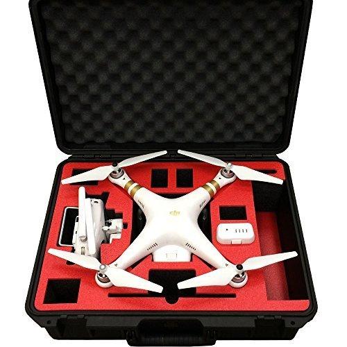 Pelican DJI Phantom 3 Professional / Advanced Hard Carrying Case