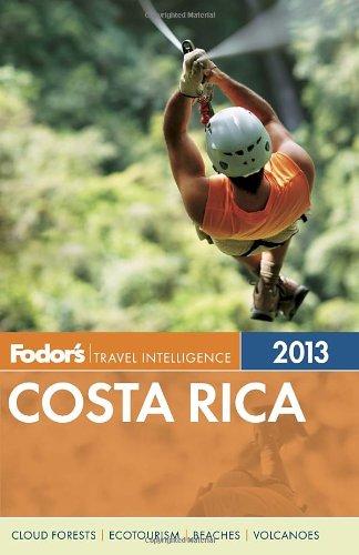 Fodor'S Costa Rica 2013 (Full-Color Travel Guide)