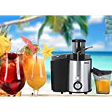 Inalsa Juicer For Fruits And Vegetables Electrical Automatic With Steel, Plastic And Aluminium Body Juice Extractor (JuiceIT Neo) Version 2017