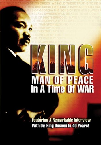 Man of Peace in a Time of War [DVD] [Import]