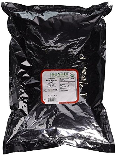 Frontier Organic Nettles Leaf Cut & Sifted - 1 lb