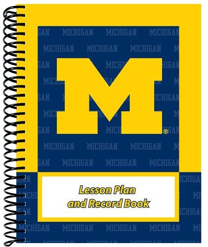 Eureka University of Michigan Lesson Plan Book - 1