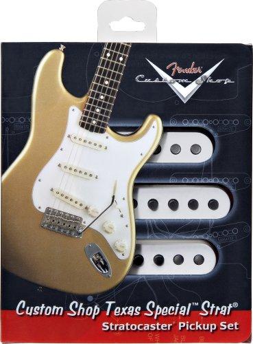 Fender Custom Shop Pickups Strat Texas Specials (Set Of 3)