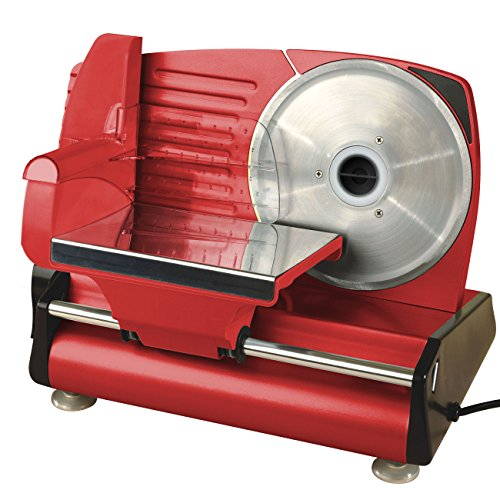 TSM Products 62109 All Purpose Meat Slicer, 7.5-Inch
