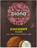 Biona Organic Coconut Flour 500 g (Pack of 2)