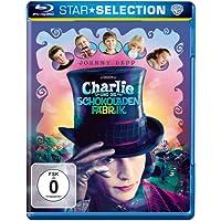 Charlie und die Schokoladenfabrik [Blu-ray]