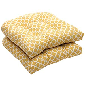 Amazon Pillow Perfect Indoor Outdoor Yellow White