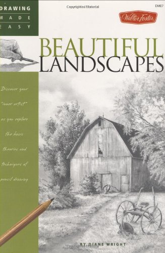Drawing Made Easy: Beautiful Landscapes: Discover Your