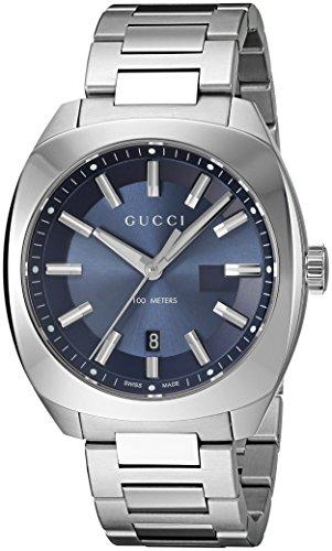 Gucci YA142303 GG2570 Large Quartz Reloj Hombre