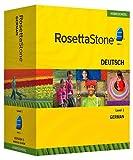 Rosetta Stone Homeschool German Level 1 including Audio Companion