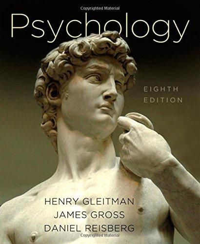 Psychology, Eighth Edition