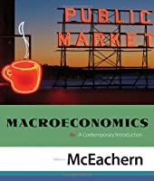 Macroeconomics: A Contemporary Introduction, 8th Edition Front Cover