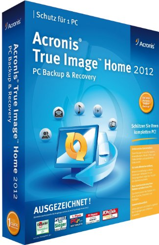 True Image Home 2012 1PC