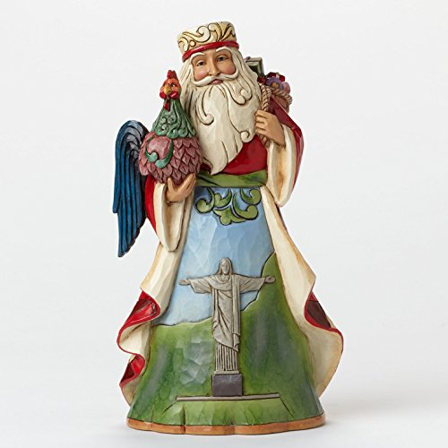 Jim-Shore-Christmas-Heartwood-Creek-from-Enesco-German-Santa-Figurine-675-IN