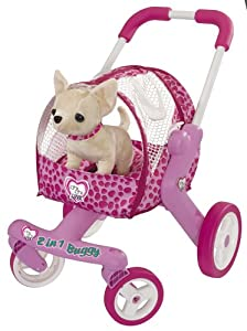 Chichilove 894065 - Buggy Chi Chi Love (Smoby)