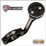 【並行輸入品】 K-EDGE Garmin GPS Computer マウントEdge & Forerunner ブラック BK
