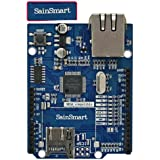 SainSmart Ethernet Shield W5100 for Arduino UNO R3 MEGA 2560 Duemilanove