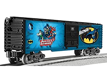 Lionel Batman The Flash Train (Pack of