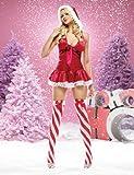 Xmas クリスマスサンタ コスプレ 衣装 sd090【即日発送可能】 [おもちゃ&ホビー]