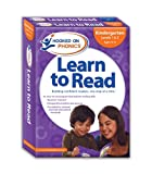 img - for Kindergarten 1 & 2 / Word Families 3 & 4 (Hooked on Phonics) book / textbook / text book