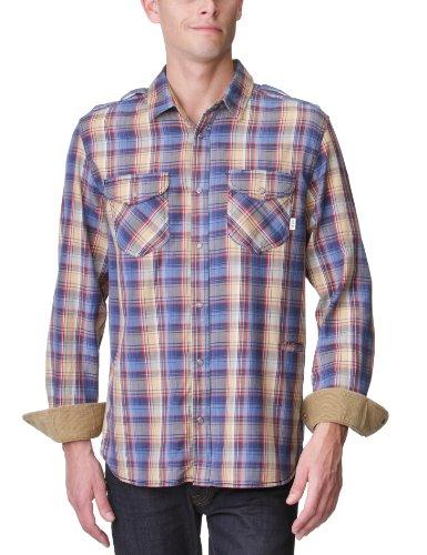 Vans Dunn Shirt (XL, dress blues)