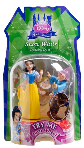 Disney Princess Little Kingdom Snow White Dancing Duet Giftset - 1