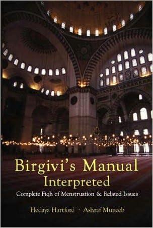 Fiqh of Menstruation: Birgivi's Manual Interpreted