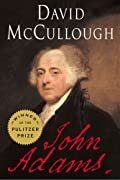 John Adams by David McCullough cover image