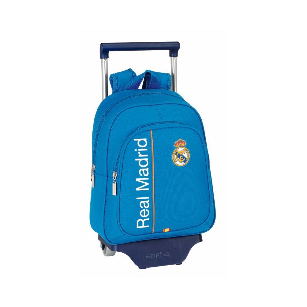 Mochila carrito del Real Madrid para la vuelta al cole