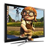 Samsung LE46C750 46-inch Widescreen Full HD 1080p 200Hz Motion Plus Allshare 3D Ready Internet LCD TV with Freeview HD
