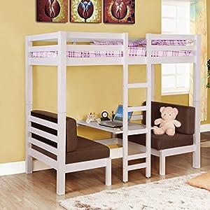 Coaster Fine Furniture Convertible Loft Bed