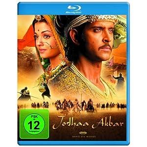 Jodhaa Akbar (Blu-Ray) [Import anglais]