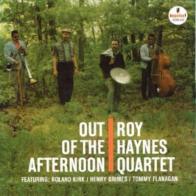Roy Haynes Quartet-Out of The Afternoon-Reissue-CD-FLAC-1996-FORSAKEN Download