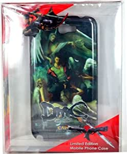 DMC DEVIL MAY CRY GAME ART DESIGN SAMSUNG Galaxy NOTE II 2 Back Cover Protective Case - DANTE & ANGELS TOGETHER PS3 XBOX 360