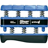 Gripmaster Light Tension Hand & Finger Exerciser - Blue 5lbby Gripmaster Hand Exerciser
