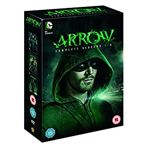 Arrow : Saison 1-3 [Import anglais]