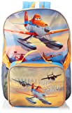 Disney Boys 2-7 Planes Sky Backpack with Lunch