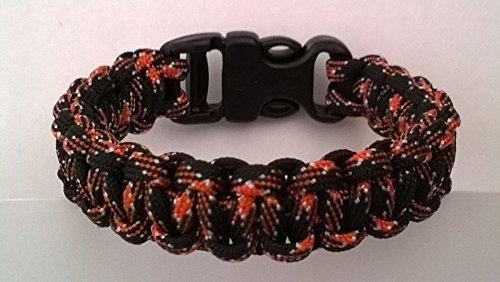 8-harley-rider-paracord-550-cobra-stitch-survival-bracelet-wristband-handmade-in-norfolk-uk