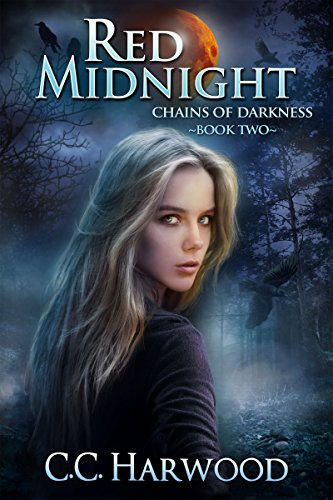 Red Midnight Chains of Darkness Book 2 by C.C. Harwood
