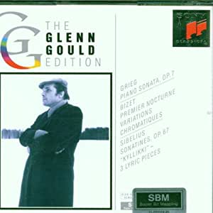 The Glenn Gould Edition
