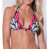 Fox Racing Fly Fox Slide Halter Bikini Top - Womens