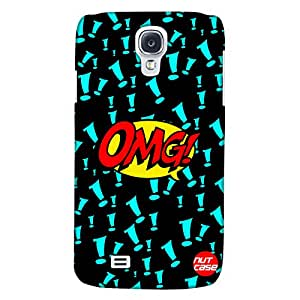 OMG - Oh My God - Comic Styled - Nutcase Designer Samsung galaxy S4 Cover