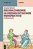 img - for Erzahltheorie in Mediavistischer Perspektive (German Edition) book / textbook / text book