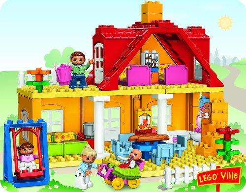 jeux de construction lego 5639 duplo ville jeu de construction la maison en vente. Black Bedroom Furniture Sets. Home Design Ideas