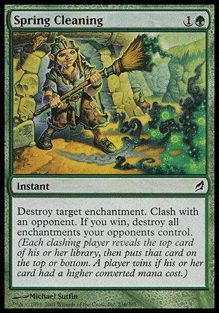 Magic the Gathering Playset: Spring Cleaning