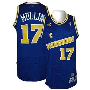 Golden State Warriors #17 Chris Mullin NBA Soul Swingman Jersey, Blue by adidas