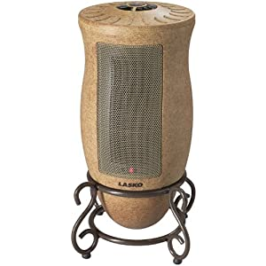 Amazoncom Lasko Oscillating Ceramic Heater with