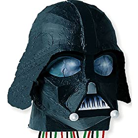 Click to buy Darth Vadar pinata from Amazon!