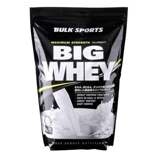 バルクスポーツ ビッグホエイ 2.3kg ココアミルク
